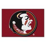 NCAA Florida State Seminoles Tufted Rug 39-inch x 59-inch