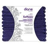 Diane Softees 45027 S Towel, Navy