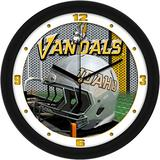 SunTime Idaho Vandals - Football Helmet Wall Clock