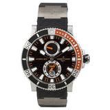 Ulysse Nardin Men's 263-90-3/92 Maxi Marine Diver Titanium Watch