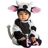 Rubie's Costume EZ-On Romper Costume, Cozy Cow, 6-12 Months