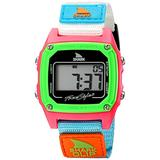Freestyle women's FS84861 Shark Clip Classic Retro Digital Watch Watch with Nylon Band