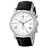 Baume & Mercier Men's 8851 Classima Executives Chronograph White Dial Watch