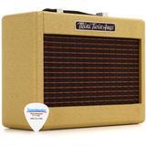 """Fender Mini '57 Twin-Amp 1-watt 2x2"""" Mini Combo Amp"""