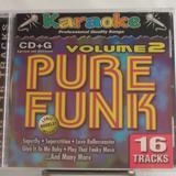 Karaoke Pure Funk Volume 2