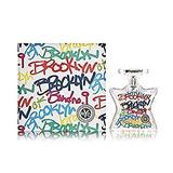 Bond No. 9 Brooklyn Eau de Parfum Spray for Women, 1.7 Ounce