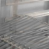 """Town 244336 28 3/4"""" X 20"""" Rack for Town SM-36 Smokehouses, Stainless"""
