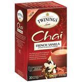 Twinings French Vanilla Chai Tea, 40 Count