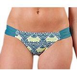 Carve Designs Women's Cardiff Swim Bottom, Palmilla, X-Small