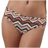 CARVE Designs Women's Rodeo Reversible Bathing Suit Bottom, Java, X-Small