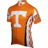 Adrenaline Promotions Tennessee Cycling Jersey,Medium, Orange