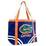 NCAA Florida Gators Canvas Tailgate Tote