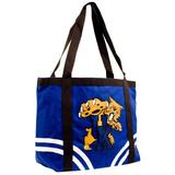 NCAA Kentucky Wildcats Canvas Tailgate Tote