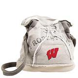 NCAA Wisconsin Badgers Hoodie Duffel