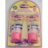 POPSICLE SHAMPOO AND SHOWER GEL TRAVEL SIZE - FRUITY SCENTED
