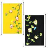 Marion Pro Butterfly 100% Plastic Cards - Jumbo Index - Bridge Size/Naipes para Bridge de Plastico