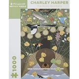 Charley Harper: The Rocky Mountains 1000-pc Jigsaw Puzzle