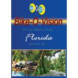 Bike-O-Vision - Virtual Cycling Adventure - Florida - Perfect for Indoor Cycling and Treadmill Workouts - Cardio Fitness Scenery Video (Fullscreen DVD #7)