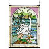 Meyda Lighting Swans Alternative Wall Art - 23868
