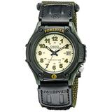 CASIO Men's FT500WC-3BVCF Forester Sport Watch with Nylon Band