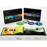 Life On Earth Collection (16 DVD Set: Life, Planet Earth, Nature's Most Amazing Events and Blue Planet)