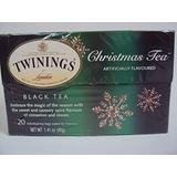 Twinings Christmas Blend Black Tea, 120 Count