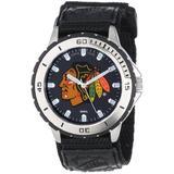 Game Time Men's NHL Veteran Series Watch - Chicago Blackhawks