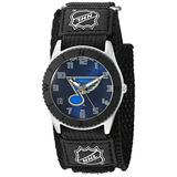 Game Time Youth NHL Rookie Black Watch - St. Louis Blues