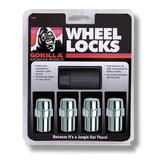 "Gorilla Automotive 73681N Standard Mag Wheel Locks (1/2"" Thread Size)"