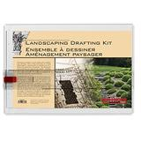 Koh-I-Noor Portable Landscaping Design Drawing Board and Drafting Kit, 13 x 18-1/2 Inches, 1 Each (522130.LND)