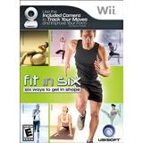 Fit in Six - Camera Bundle - Nintendo Wii