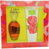 NARCISSE by Chloe Perfume Gift Set for Women (EDT SPRAY 3.3 OZ & BODY LOTION 6.7 OZ)