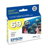 Epson Yellow Ink Cartridge For Stylus Cx5000 and Cx6000 Printers - Inkjet - Yellow