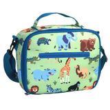 Wildkin Olive Kids Wild Animals Original Lunch Bag