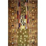 Momeni Rugs New Wave Collection, 100% Wool Hand Carved & Tufted Contemporary Area Rug, 8' x 11', Multicolor