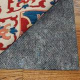 8' Round Durahold Plus Felt and Rubber Rug Pad for Hard Floors
