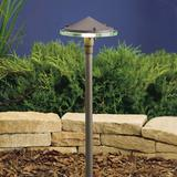 """Kichler 22"""" High Glass and Metal Pathway Landscape Light"""