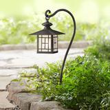 Kichler Patina Bronze Lantern Landscape Path Light