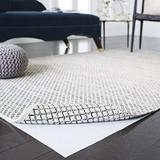 Safavieh Padding Collection PAD125 White Area Rug, 9 feet by 12 feet (9' x 12')