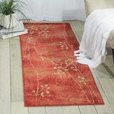 Nourison Somerset Flame Runner Area Rug, 2' x 5'9""