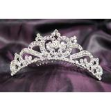 Beautiful Bridal Wedding Tiara Crown with Crystal Party Accessories DH15723