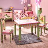 Fantasy Fields Table and Set of Two Chairs Magic Garden Kids Room Furniture