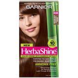 Garnier Herbashine Haircolor, 535 Medium Gold Mahogany Brown
