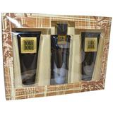 Bora Bora By Liz Claiborne For Men. Gift Set (Cologne Spray 3.4 Oz + Hair & Body Wash 3.4 Oz + Body Moisturizer 3.4 Oz)