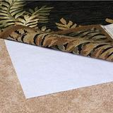 Magic Stop Non-Slip Indoor Rug Pad, Size: 3' x 5' Rug Pad for Area Rugs Over Carpet