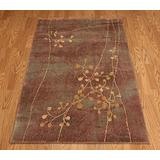 """Nourison Somerset Multicolor Rectangle Area Rug, 2-Feet by 2-Feet 9-Inches (2' x 2'9"""")"""