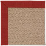 Capel Creative Concepts Grassy Mountain Canvas Cherry 537 Octagon 6' x 6'