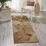 """Nourison Somerset Multicolor Runner Area Rug, 2-Feet 3-Inches by 8-Feet (2'3"""" x 8')"""