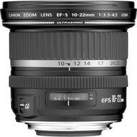 Canon EF-S 10-22mm f/3.5-4.5 USM Wide-Angle Lens