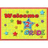 Top Notch Teacher Products Welcome to 2nd Grade, Size 6.0 H x 4.2 W x 0.4 D in | Wayfair TOP5118